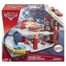 Disney Cars 3 Garage Play Set