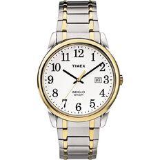 Timex Men's Steel Expander Watch