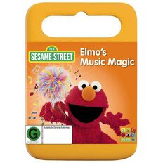 Sesame Street Elmos Music Magic DVD 1Disc
