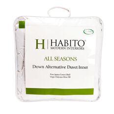 Habito Duvet Inner Down Alternative