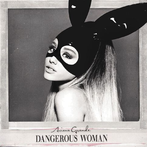 Dangerous Woman (Deluxe Edition) CD by Ariana Grande 1Disc