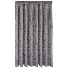 Maison d'Or Limited Edition Curtains Tokyo Silver Pencil Pleat
