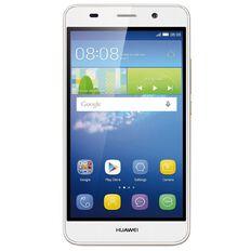 Warehouse Mobile Huawei Y6 Locked Bundle White