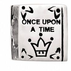 Ane Si Dora Sterling Silver Fairytale Book Charm