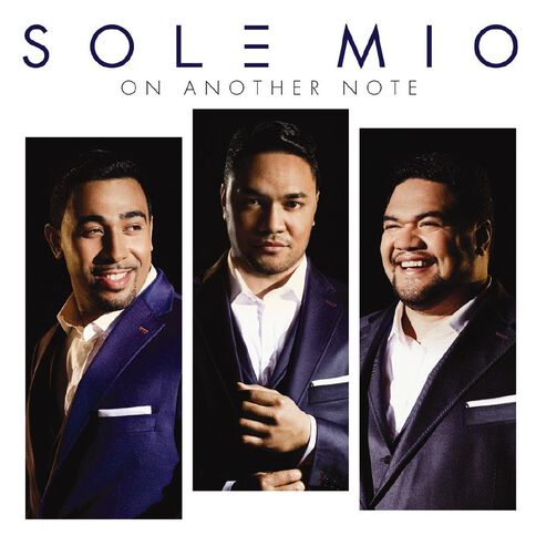 On Another Note CD by Sol3 Mio 1Disc