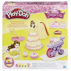 Disney Princess Play-Doh Belle Banquet