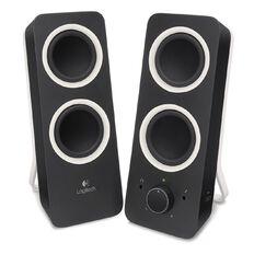 Logitech Multimedia Speakers Midnight Black Z200