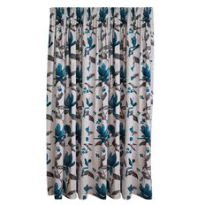 Elemis Limited Edition Curtains Flora Teal