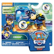 Paw Patrol Hero Action Pup Jungle Theme Assorted