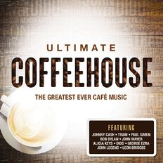 Ultimate Coffeehouse CD by Various Artists 4Disc