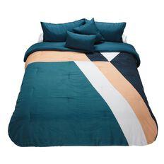 Elemis Palm Springs Comforter Set Painterly