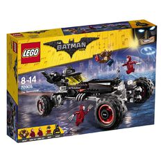 Batman LEGO The Batmobile 70905