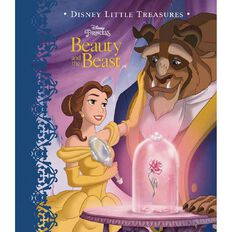 Disney Beauty and the Beast Little Treasures Storybook
