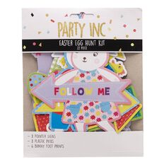 Party Inc Easter Egg Hunt Kit
