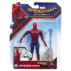 Marvel Spider-Man Movie Web City 6 inch Figures Assorted