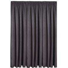 Habito Curtains Santino Grey Light Medium Plus
