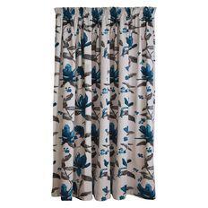 Elemis Curtains Pencil Pleat Flora
