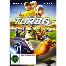 Turbo DVD 1Disc