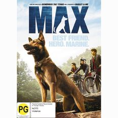Max DVD 1Disc