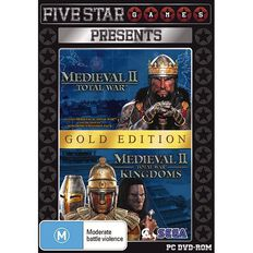 PC Games Total War Collectors Medieval 2
