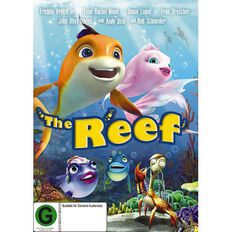 The Reef DVD 1Disc