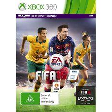 Xbox360 FIFA 16