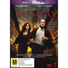 Inferno DVD 1Disc