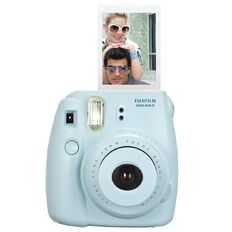 Fujifilm Instax Mini 8 Camera Blue