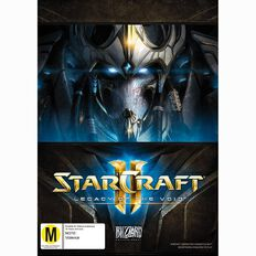 PC Games Legacy of the Void Standard