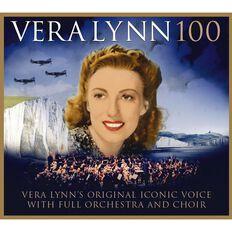 Very Lynn 100 CD by Vera Lynn 1Disc
