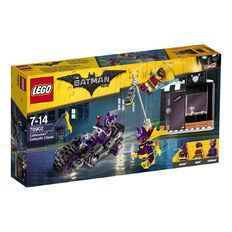 Batman LEGO Catwoman  Catcycle Chase 70902