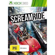 Xbox360 Scream Ride