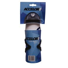Accelor8 Bike Maxi Bottle and Cage
