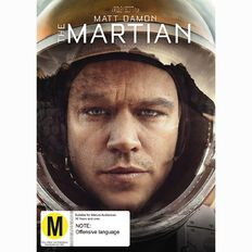The Martian DVD 1Disc