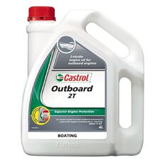 Castrol Outboard 2T 4L