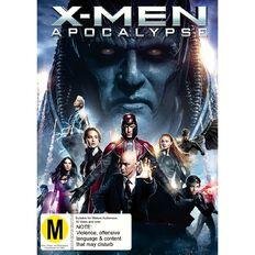 X-Men Apocalypse DVD 1Disc