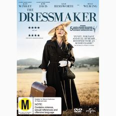 The Dressmaker DVD 1Disc