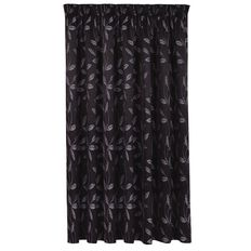 Maison d'Or Limited Edition Curtains Harvest Charcoal