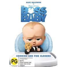 Boss Baby DVD 1Disc