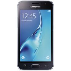 Vodafone Samsung Galaxy J1 2016 Locked Bundle Black