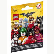 Batman LEGO Minifigures 71017