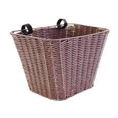 Diamondback Woven Basket