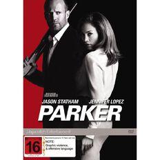Parker DVD 1Disc