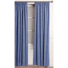 Kids Napping Curtains Dreamtime Denim
