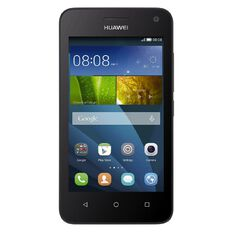 2degrees Huawei Y3 Lite Locked Black
