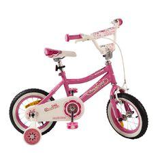 Accelor8 Pandora Girls' 12 inch Bike-in-a-Box 273