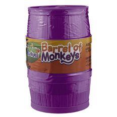 Barrel of Monkeys Game Assorted Colours