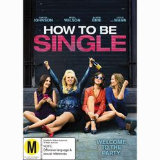 How To Be Single DVD 1Disc