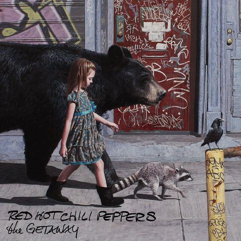 The Getaway CD by Red Hot Chili Peppers 1Disc