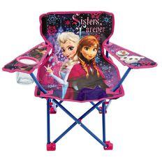 Frozen Camping Chair